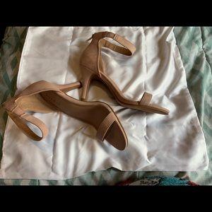 Light pink torrid 8.5 heels